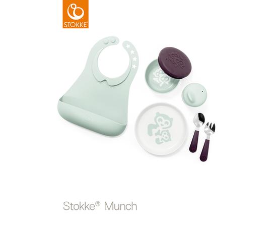 Комплект посуды Stokke Munch Complete 529701