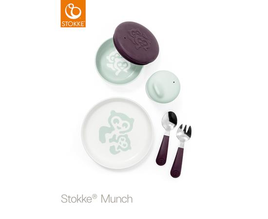 Комплект посуды ежедневный Stokke Munch Everyday 529901